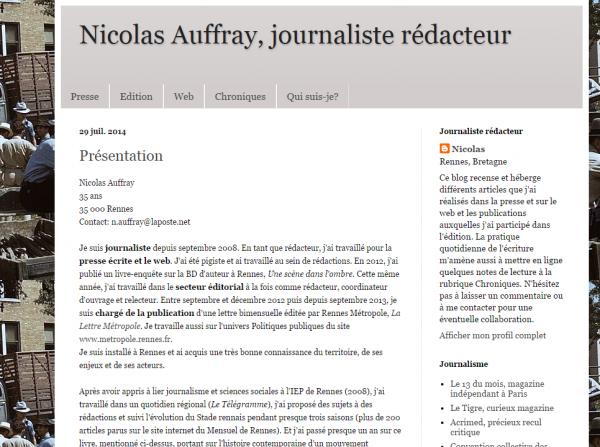 Nicolas Auffray