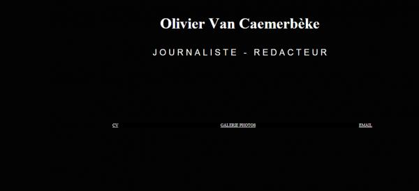 Olivier Van Caemerbèke