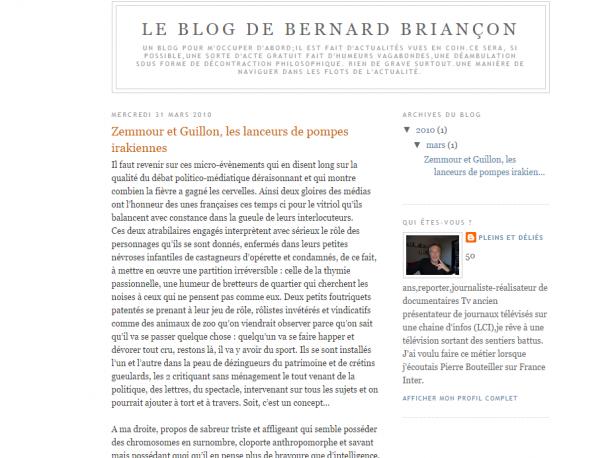 Bernard Briançon