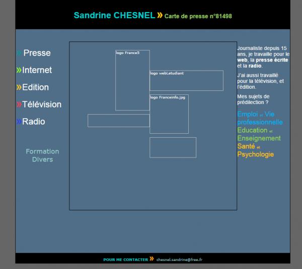 Sandrine Chesnel