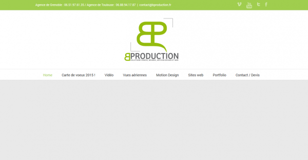 Bproduction