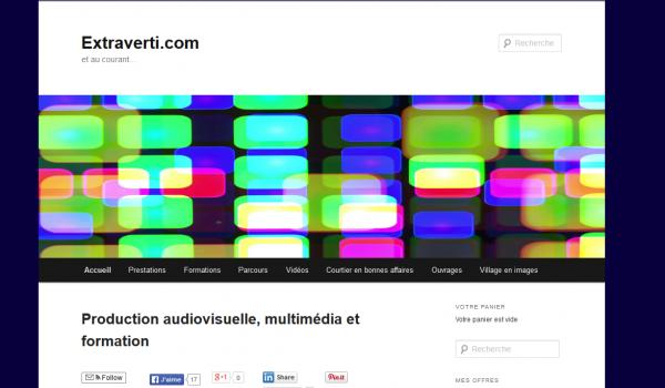Extraverti.com