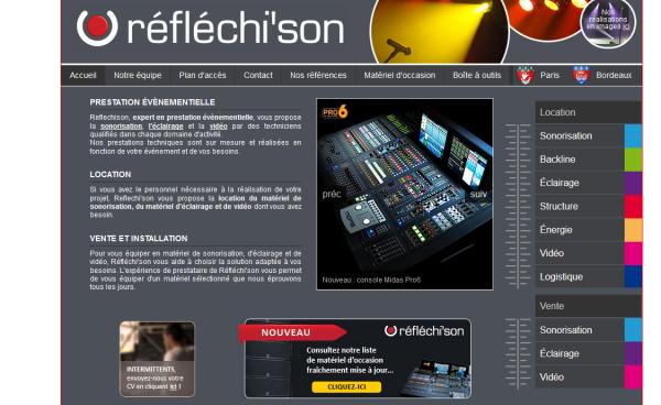 REFLECHI-SON Location