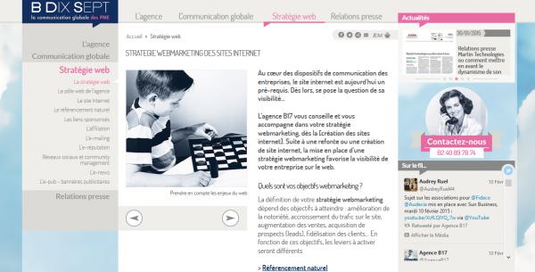 Agence B17