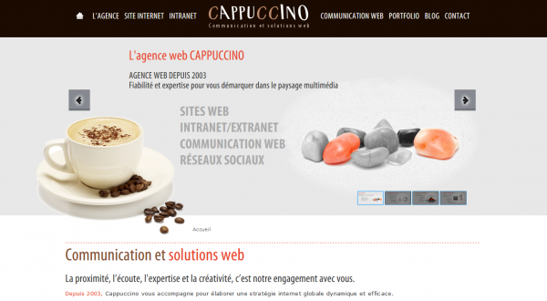 Agence Cappuccino
