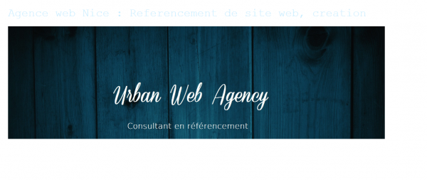 Urban Web Agency