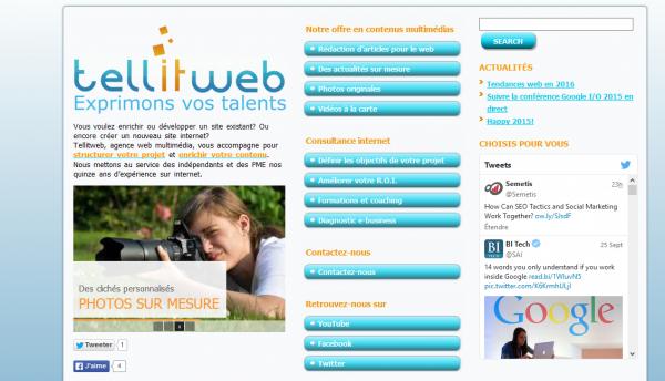 Tellitweb
