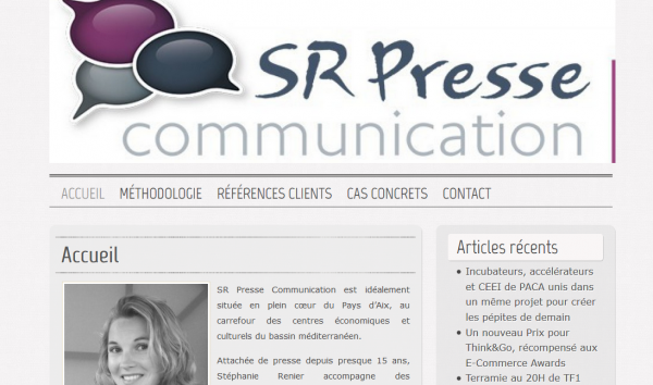 SR Presse Communication