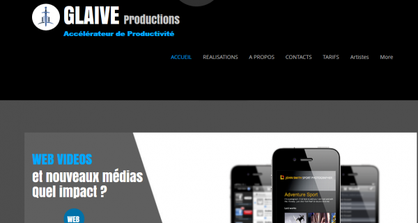 GLAIVE Productions