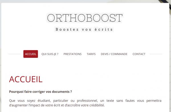 Orthoboost