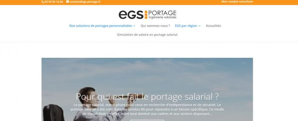 EGS Portage Salarial