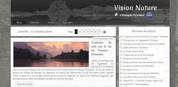 Vision Nature