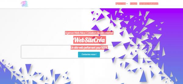 WebSiteCréa