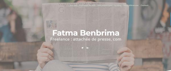 Benbrima FATMA