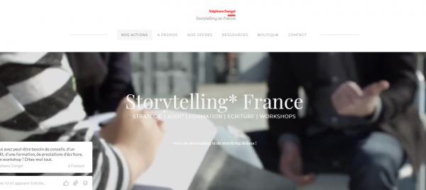 Storytelling France