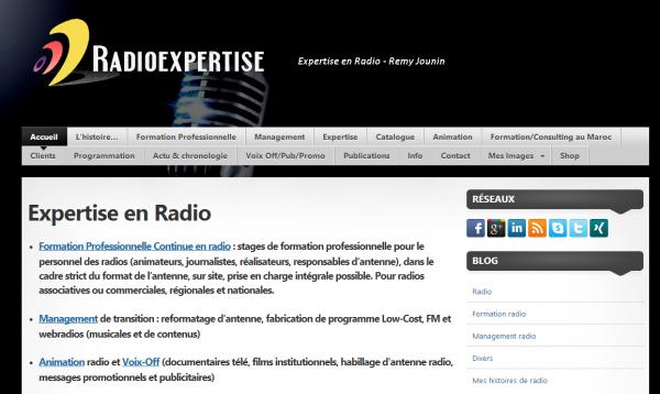 Radioexpertise