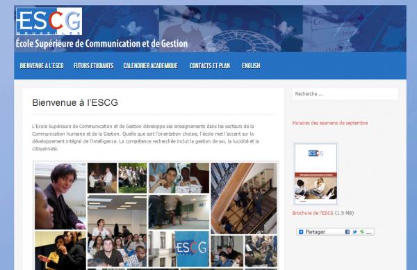 École supérieure de Communication et de Gestion de Bruxelles