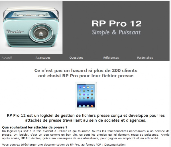 RP Pro