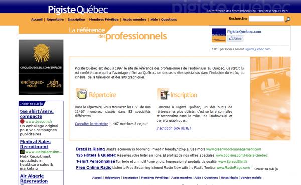 Pigistes Québec