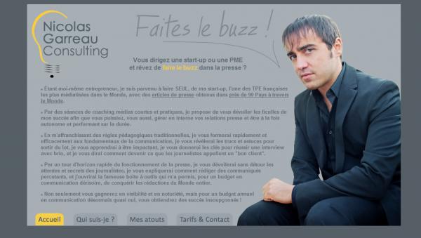 Nicolas Garreau Consulting
