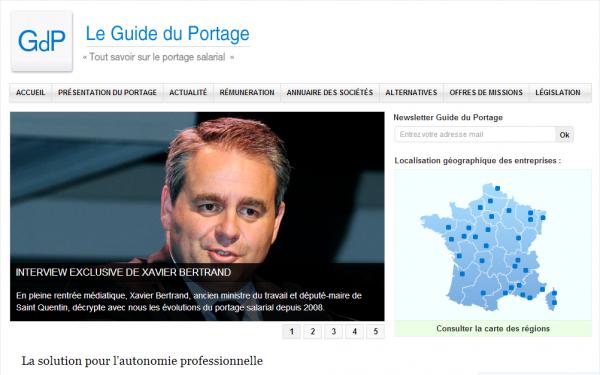 Guide du Portage Salarial