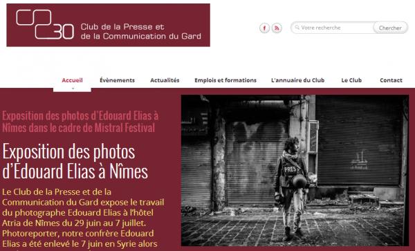 Club de la Presse et de la Communication du Gard