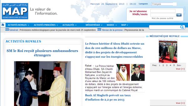 Maghreb Arabe Presse