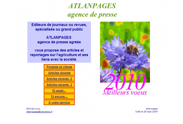 Atlanpages