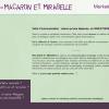 Macaron et Mirabelle