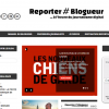 Reporter#blogueur