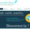 La Grenouille Bleue