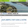 Club de la presse Drôme/Ardèche